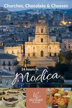 Modica was one of the first places I ever visited in Sicily. It's a lovely Baroque town in the south-east corner of the island. Like many other towns of the Noto valley it was completely destroyed by the 1693 earthquake and then re-built in the stunning Late Baroque style that the area is so well-known for. But it's not just the beautiful buildings that draw visitors to Modica.... Main image: Luigi Nifosi | Shutterstock