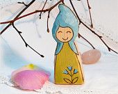 BlueBell FAIRY - waldorf inspired toy