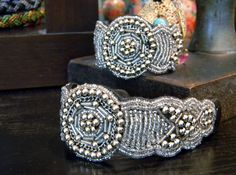 Stunning, detailed bracelets, made in Kenya.  Fair trade. Sold @ #LFMustardSeed