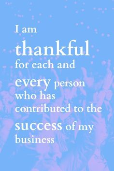 This is such a wonderful business affirmation. Always, always give thanks for the people who are helping you create your dream business. inspiration 21 Empowering Affirmations for Business Success Money Affirmations, Positive Affirmations, Positive Quotes, Motivational Quotes, Inspirational Quotes, Morning Affirmations, Small Business Quotes, Support Small Business, Business Success Quotes