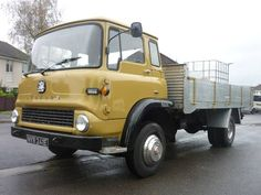 1967 Bedford TK Lorry