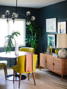15 Paint Colors That Make A Small E Feel Mive