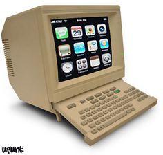 1ère image de l'iPhone 5G avec clavier coulissant