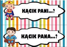 Kąciki w sali przedszkolnej - część 2 - Pani Monia Classroom Decor, Preschool, Family Guy, How To Plan, Education, Boys, Fictional Characters, Baby Boys, Kid Garden