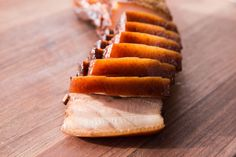 An easy recipe for sous vide pork belly that you can use in soups, stews, salads, sliders, steamed buns, and tons of other stuff.