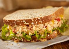 Tuna Salad with Chickpeas - Quick Recipe - American Diabetes Association