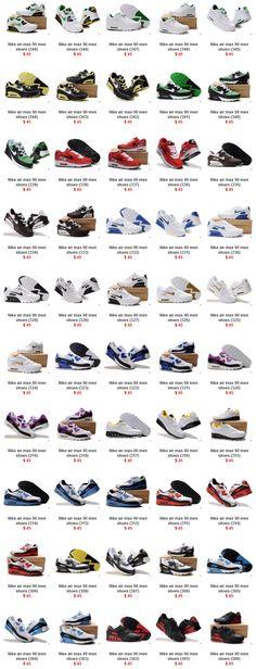 Nike Air Max 90 Men Shoes Page 5 | Raddest Men's Fashion Looks On The Internet: http://www.raddestcribs.net