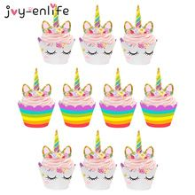 Unicorn Get together Unicorn Cake Cupcake Wrappers Cake Toppers Child Bathe Youngsters Unicornio Birthday Get together Ornamental Provides Unicorn Cupcakes Cake, Cupcake Cakes, Unicornio Birthday, Cute Rainbow Unicorn, Unicorn Party Supplies, Cake Decorating Supplies, Baby Shower, Strawberry Desserts, Cupcake Wrappers