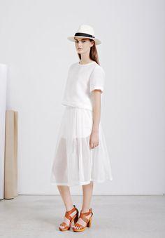 Summer Skirt, Plus Size Skirt, Midi Skirt, A Line Skirt, Flare Skirt, Cotton Skirt, Maxi Skirt, See Through Skirt, Full Skirt, Plated Skirt