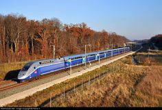 RailPictures.Net Photo: 4716 SNCF TGV 2N2 at Recologne, France by Pierre H.