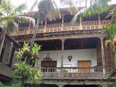 Casa de las balcones, La Orotava, Tenerife