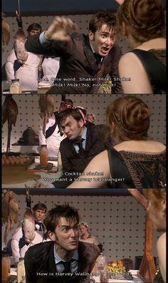 I love David Tennant. Best. Scene.