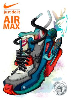 NIKE AIRMAX on Behance
