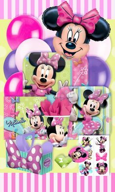 Minnie Mouse Party Supplies - We have everything from Minnie Mouse tableware to Minnie Mouse decorations. We also carry favors, balloons, stickers, and more. Visit our Minnie Mouse page today and plan your Minnie Mouse party: http://www.discountpartysupplies.com/girl-party-supplies/minnie-mouse-party-supplies
