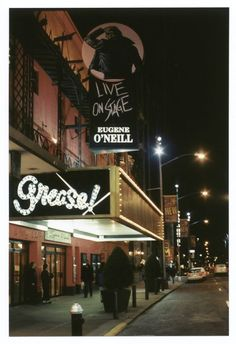 Grease Eugene O'Neill Theatre (1998) #Broadway #Theater #Musicals