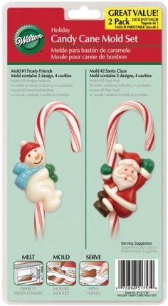 Candy Cane Mold 2/Pkg: Christmas 4-Cavity/Mold by Wilton, http://www.amazon.com/dp/B00449AWTW/ref=cm_sw_r_pi_dp_DEeFqb1RCD3VM