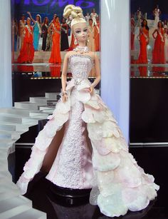 Barbie Miss Idaho Ninimomo 2013