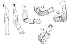 服の描き方8