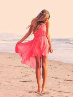 nice dress for on the beach