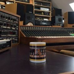 Essential studio kit. Guaranteed to make your coffee stronger your herbal tea more reviving and your mixes at least ten times better. Available now  soundgas.com #spaceecho #geartalk #recordingstudio