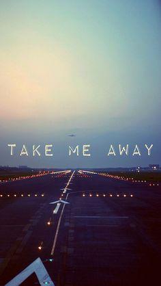 Take me away! #iPhone 5 #wallpaper
