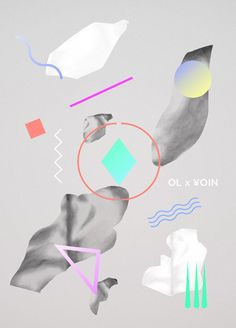 OL & ¥oin by Oh Yeah Studio, via Behance