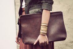 Bag + Bracelets