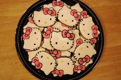 /// hello kitty cookies