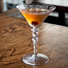 Vieux Carré - Rye Whiskey Cocktail