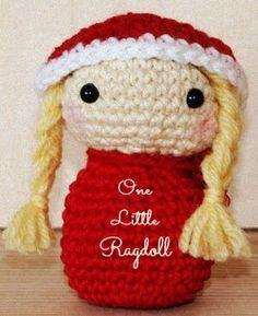 One Little Ragdoll