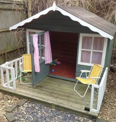 ideas for grandad gs wendy house