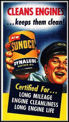 Sunoco 1953 (back) by BACKYard Woods Explorer on Flickr.