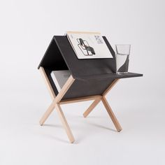 Book table from german designers collective Rejon!