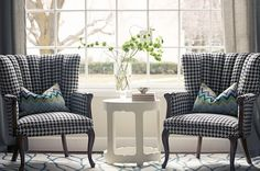 The chairs, the pillows, the rug... to die for!