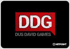 DusDavidGames Muismat - 40x30 cm