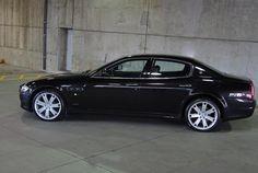Quattroporte Maserati new - http://autotras.com