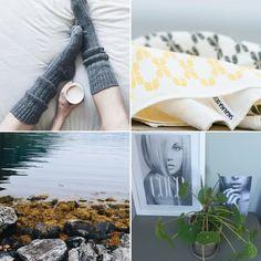 Our Perhonen tea towel featured in a good company at That Scandinavian Feeling Blog! scandinavian_feeling_images_hygge_autumn_5
