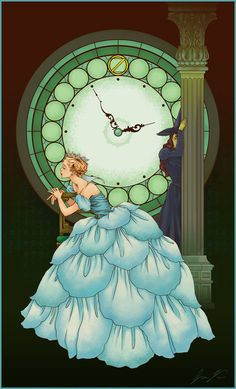Wicked! And I really love the dress! I kinda want to incorporate it into my wedding dress!