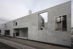 Static Quarry / Ikimono Architects
