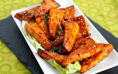 There's nothing like the sweet, tangy, hot taste of Korean barbecue — especially in this recipe!