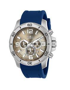 ef8b7a787a5e Invicta Men s  Pro Diver  Quartz Stainless Steel and Polyurethane Casual  Watch -  91.95   · Relojes Para Hombre ...