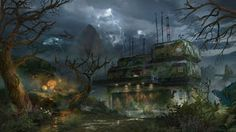 The next upcoming Call of Duty: Black ops 3 zombies map: Zetsubou No Shima