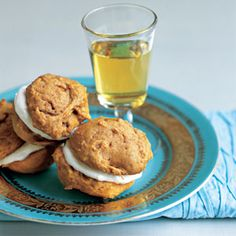 If you like whoopie pies and pumpkin spice, this cookie is just for you.