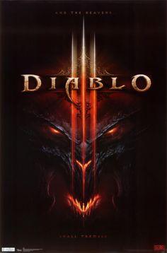 Diablo 3 Print from AllPosters.com