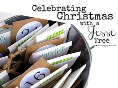 Raising up Rubies: Celebrating Christmas with a Jesse Tree ... ♥