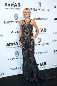 Heidi Klum Design: Versace