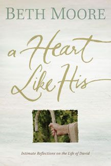 A Heart Like His by Beth Moore Book Review