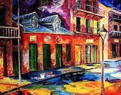 "Diane Millsap - ""Colors of New Orleans"""