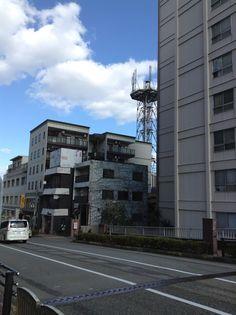 宝塚の道 A street in Takarazuka Japanese streets// Part 6