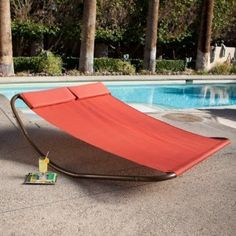Double Sun Lounger. I want...I need...I'm going to get!   Hayneedle